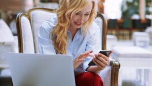 Cliente utiliza chave aleatória pix para enviar pagamento.